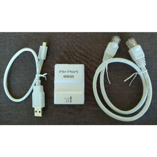 アイオーデータ(IODATA)のIO DATA ポケットルーター【WN-G150TRW】ホテルで無線LAN(PC周辺機器)