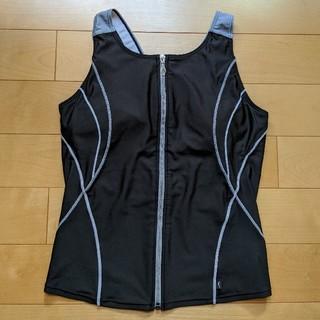 MIZUNO - 中古 ミズノ フィットネス水着 競泳水着 レディース Lサイズ