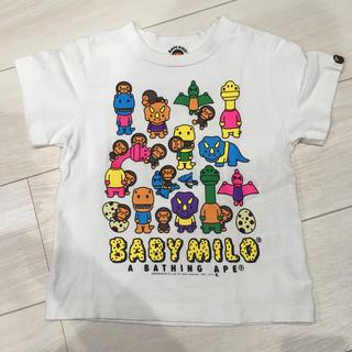 アベイシングエイプ(A BATHING APE)の@さん専用!BAPE KIDS Tシャツ サイズ90 (その他)