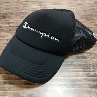 チャンピオン(Champion)の帽子 Champion キャップ ブラック(キャップ)