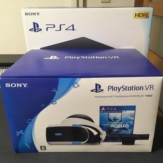 プレイステーションヴィーアール(PlayStation VR)のPS4、PSVRセット(家庭用ゲーム機本体)