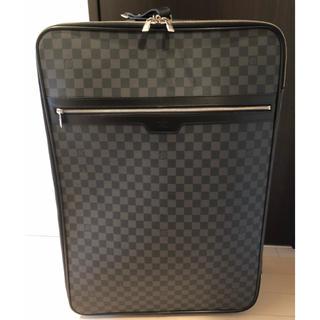 ルイヴィトン(LOUIS VUITTON)のLV ルイヴィトン ペガス65(トラベルバッグ/スーツケース)