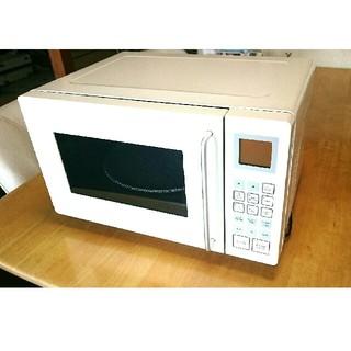ムジルシリョウヒン(MUJI (無印良品))の無印良品 オーブンレンジ M-E10C 2009年製(電子レンジ)
