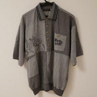 ガルフィー(GALFY)のメンズ ポロシャツ 個性的 XL アニマル ビックシルエット 刺繍(ポロシャツ)