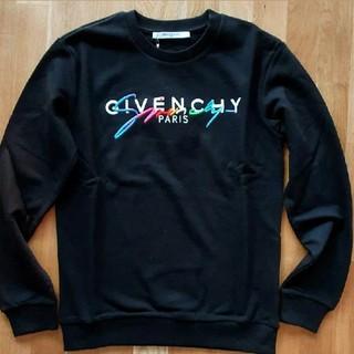ジバンシィ(GIVENCHY)の☆新品未使用タグ付き☆【XXL】GIVENCHY ロゴ スウェット パーカー(スウェット)