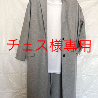 Avail - 新品 春物ロングチェスターコート