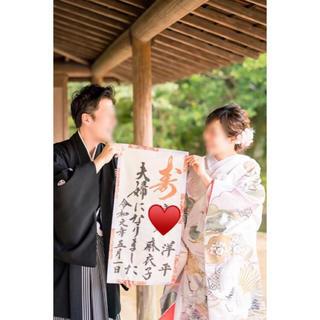 【Instagram大人気】フォトアイテム フォトプロップス 和婚 和装(ウェルカムボード)