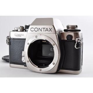 キョウセラ(京セラ)のContax S2 60周年モデル オーバーホール済み #0039(フィルムカメラ)