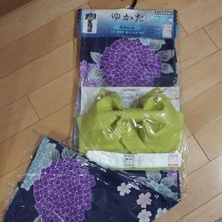 シマムラ(しまむら)の婦人浴衣 4点セット(浴衣)