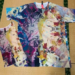 アチャチュムムチャチャ(AHCAHCUM.muchacha)のあちゃちゅむ×ディズニー(Tシャツ(半袖/袖なし))