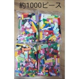 レゴ(Lego)のレゴ互換 ブロック 1000ピース(その他)
