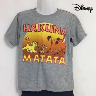 ディズニー(Disney)の5~6歳(5-6Y)★ライオンキング半袖Tシャツ★ディズニー(Tシャツ/カットソー)