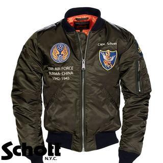 ショット(schott)のSchott NYC ショット ★ S MA-1 フライト ジャケット(フライトジャケット)