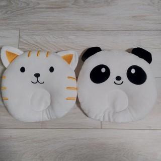 ニシマツヤ(西松屋)のドーナツ枕(2つセット)(枕)