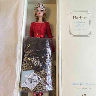 バービー(Barbie)のバービー人形 モデルコレクション レッド ホット レビュー(ぬいぐるみ/人形)