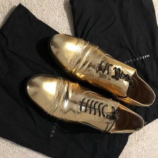 マークバイマークジェイコブス(MARC BY MARC JACOBS)のマークバイマークジェイコブス レースアップシューズ(ローファー/革靴)