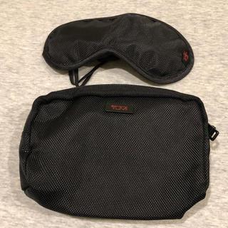 トゥミ(TUMI)のTUMI アイマスク ポーチ(旅行用品)