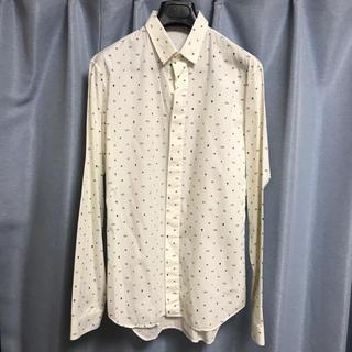 ディオールオム(DIOR HOMME)の極美品16aw定価14万ディオールオムdiorhommeCDシャツdiormen(シャツ)