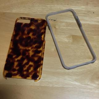 ニコアンド(niko and...)のべっこう iPhone6 ケース(モバイルケース/カバー)