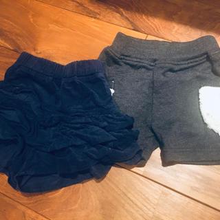 アカチャンホンポ(アカチャンホンポ)の女の子 ズボン まとめ売り(パンツ)