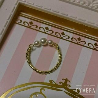 ハンドメイドツイストリング③④③(リング(指輪))