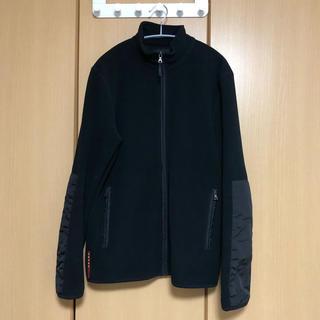 プラダ(PRADA)のPrada sport fleece jacket M(ブルゾン)