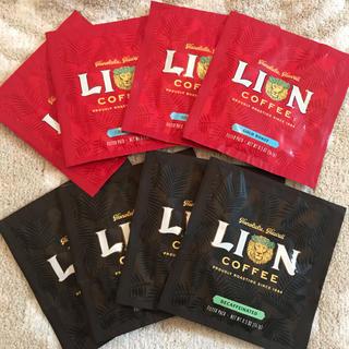 LION - お値下げ♡新品 ライオンコーヒー フィルターパック ドリップコーヒー 8袋