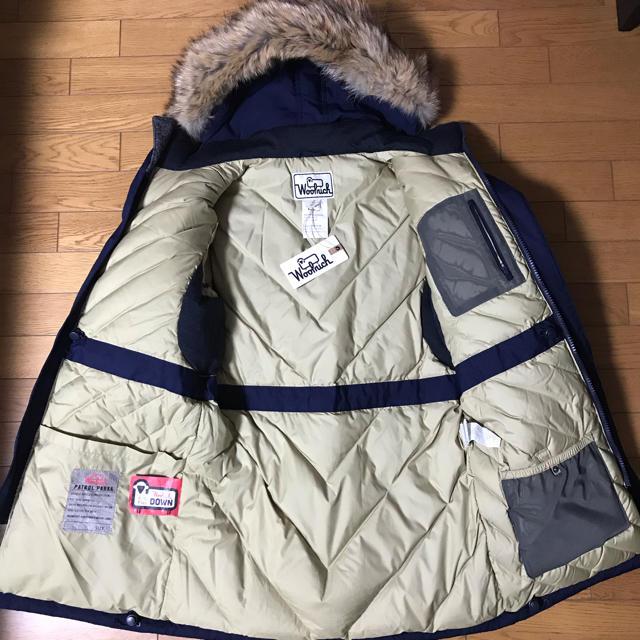 WOOLRICH(ウールリッチ)のウールリッチ ダウンジャケット メンズのジャケット/アウター(ダウンジャケット)の商品写真