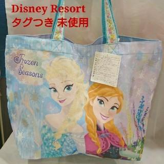 アナと雪の女王 - ディズニーリゾート アナ雪 トートバッグ 未使用 美品  フローズンファンタジー