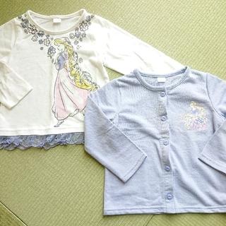 ディズニー(Disney)の☆iriami様専用(Tシャツディズニー2枚追加☆(Tシャツ/カットソー)
