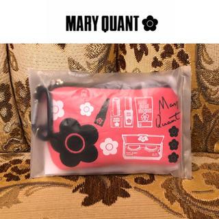 マリークワント(MARY QUANT)の未使用 MARY QUANT 60th リールコード付きパスケース (パスケース/IDカードホルダー)