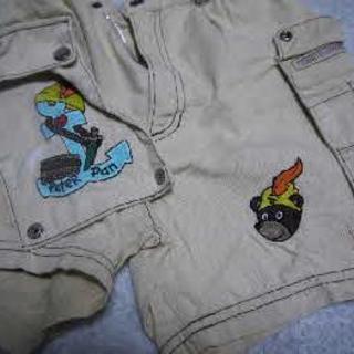カステルバジャック(CASTELBAJAC)のカステルバジャック 半ズボン 95 castelbajac 男の子 ハーフパンツ(パンツ/スパッツ)