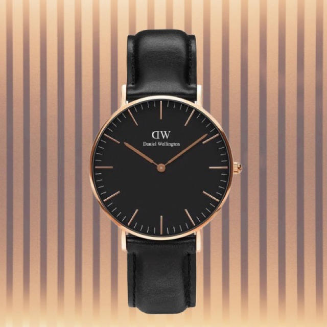 ロレックス 時計 コピー 値段 - Daniel Wellington - 安心保証付き【40㎜】ダニエルウエリントン 腕時計〈DW00100127〉の通販