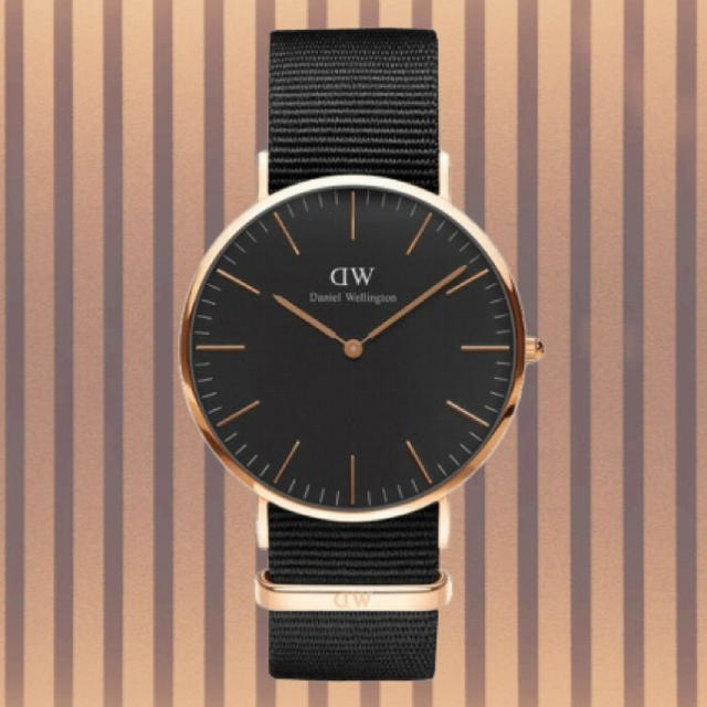 ルイヴィトン コピー 銀座店 / Daniel Wellington - 安心保証付き【40㎜】ダニエルウエリントン 腕時計〈DW00100148〉の通販