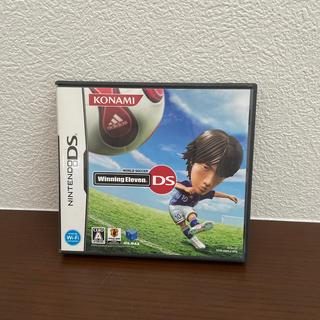 ワールドサッカーウイニングイレブンDS DS(携帯用ゲームソフト)