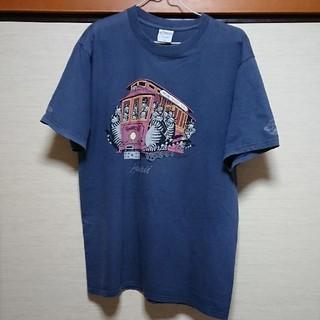 クレイジーシャツ クリバンキャット Tシャツ(Tシャツ/カットソー(半袖/袖なし))