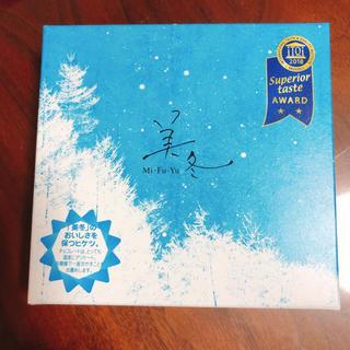 イシヤセイカ(石屋製菓)の石屋製菓 美冬 ミルフィーユ(菓子/デザート)