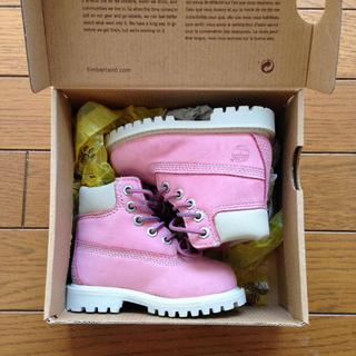ティンバーランド(Timberland)のTimberland♡ベビー靴(その他)