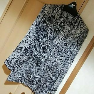 レオナール(LEONARD)のレオナール単衣の綿ジャケット(テーラードジャケット)