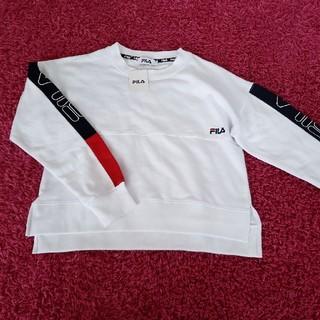 フィラ(FILA)の新品FILA白(Tシャツ(長袖/七分))