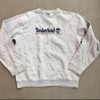 Timberland - TIMBERLAND ティンバーランド 80'sヴィンテージスウェット サイズM