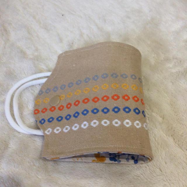 マスク 使い捨て 安い - 仮置きマスクケース(刺しゅう模様)の通販