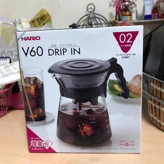 ハリオ(HARIO)のドリッバ付きコーヒーコップ(グラス/カップ)