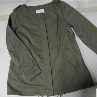 anySiS - エニスィス ノーカラージャケット