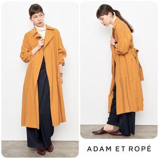 アダムエロぺ(Adam et Rope')のADAM ET ROPE' ☺︎ウェザースリットラップコート(トレンチコート)