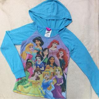 ディズニー(Disney)のプリンセス 大集合 トップス 140cm (Tシャツ/カットソー)