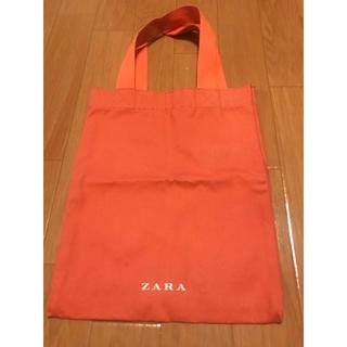 ザラ(ZARA)のショップ袋 トートバッグ エコバッグ ZARA(エコバッグ)