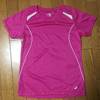 アシックス(asics)のアシックス Tシャツ asics スポーツウェア(Tシャツ(半袖/袖なし))