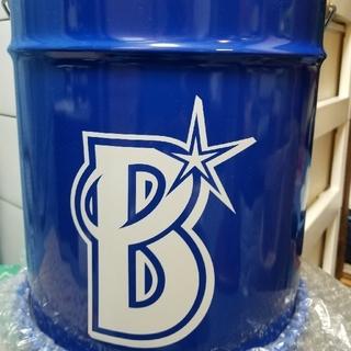 ヨコハマディーエヌエーベイスターズ(横浜DeNAベイスターズ)のベイスターズラッキー缶(記念品/関連グッズ)