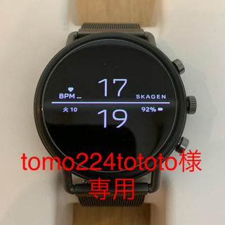 スカーゲン(SKAGEN)のSKAGEN SKT5105 FALSTER 2 スマートウォッチ(腕時計(デジタル))